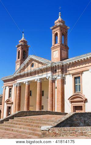 Ospedale Degli Infermi Of Comacchio, Ferrara, Emilia Romagna, Italy