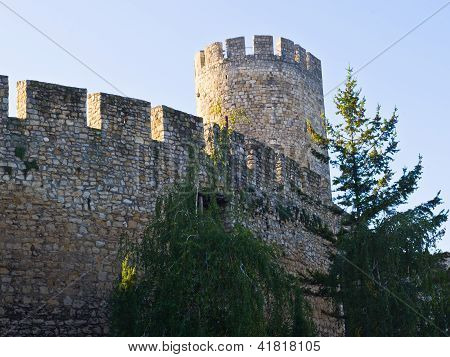 Despot tower at Kalemegdan fortress