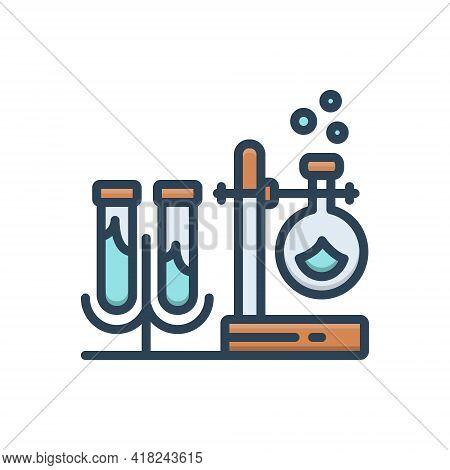 Color Illustration Icon For Equipment Appliance Instrument Apparatus Instrumentation