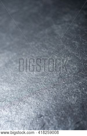 Table slate background close up at high resolution.