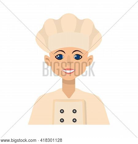 Vector Design Of Confectioner And Young Sign. Collection Of Confectioner And Man Vector Icon For Sto