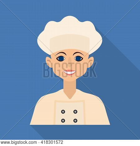 Isolated Object Of Confectioner And Young Icon. Collection Of Confectioner And Man Vector Icon For S