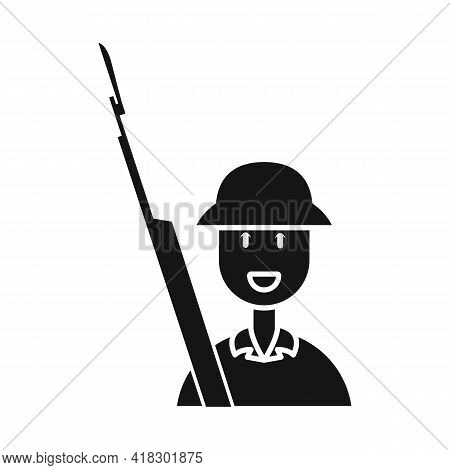 Isolated Object Of Vietnamese And Soldier Icon. Collection Of Vietnamese And Man Vector Icon For Sto