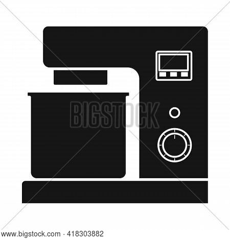 Isolated Object Of Mixer And Appliance Logo. Web Element Of Mixer And Mix Stock Vector Illustration.