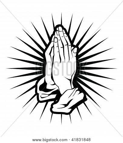 Spiritualität-hand