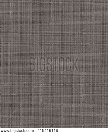 Brown Background With Abstract Dark And Light Stripes. Brown Texture. Brown Texture