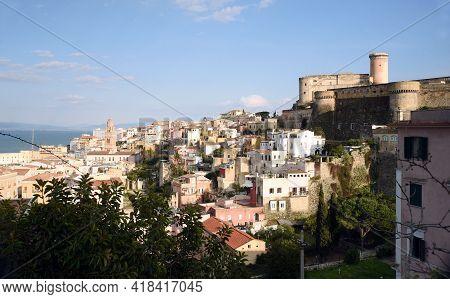 Gaeta Italian Town Overview In Lazio Region