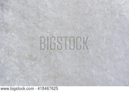 Monosodium Glutamate Background, Close Up Msg For Food Seasoning