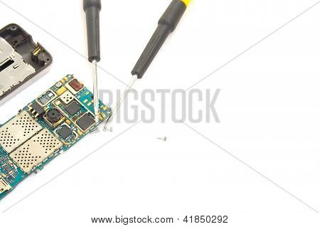 Mobile Repair Screwdriver.