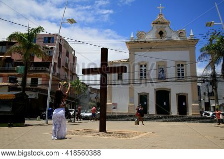 Itapua Church In Salvador