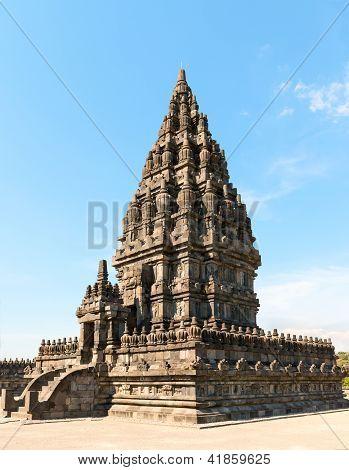 Vahana Temple In Prambanan, Java, Indonesia