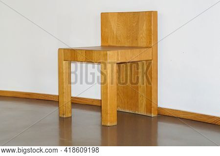 Benches And Chairs At Tables Invite You To Relax And Unwind