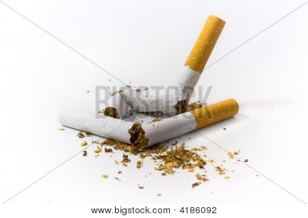 Broken Cigarettes