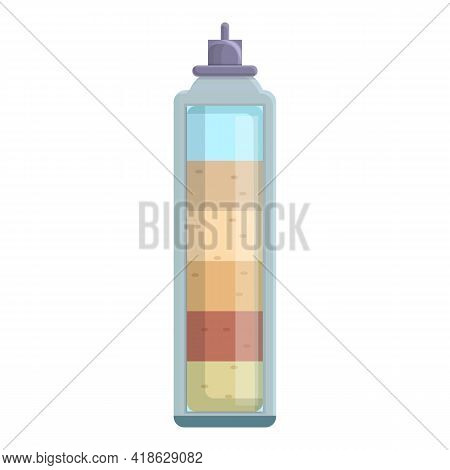 Eco Water Purification Icon. Cartoon Of Eco Water Purification Vector Icon For Web Design Isolated O