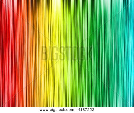 Multi Color Wave Background