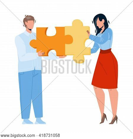 Business Strategy Planning Businesspeople Vector. Business Strategy Plan Discussing And Analyzing Yo