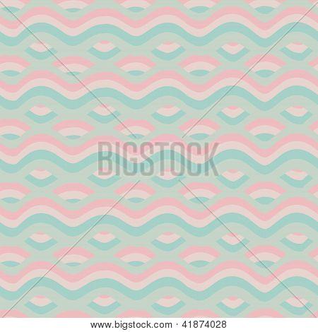 Wave background. seamless pattern