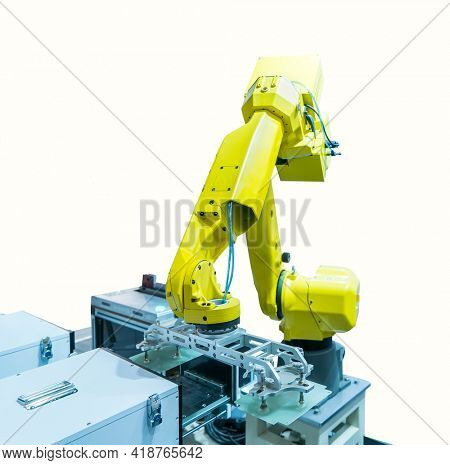 automatic pneumatic piston sucker unit on industrial machine,automation compressed air factory production