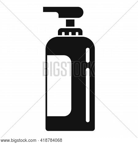 Soap Dispenser Icon. Simple Illustration Of Soap Dispenser Vector Icon For Web Design Isolated On Wh