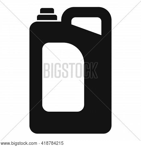 Cleaner Canister Icon. Simple Illustration Of Cleaner Canister Vector Icon For Web Design Isolated O