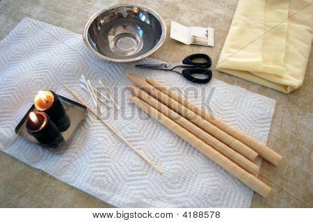 Ear Candling Supplies