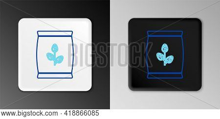 Line Sickle Icon Isolated On Grey Background. Reaping Hook Sign. Colorful Outline Concept. Vector