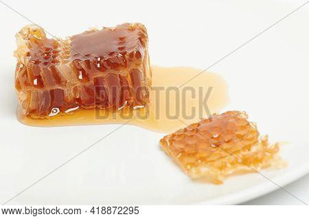 Tasty Yellow Honeycomb