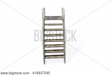Simple Stair Display. 3d Rendering Display, Interior, Abstract, Arena, Advertising, Concert