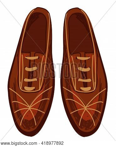 Old Vintage Shoes For Men, Fashion And Trends