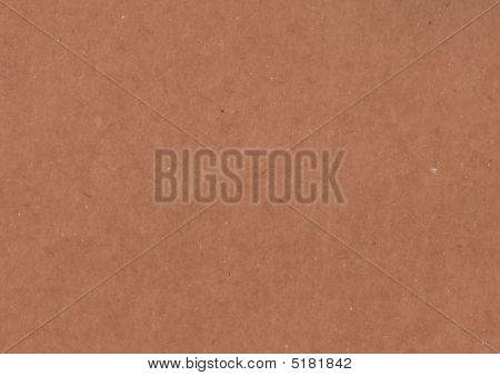 Flat cardboard surface image with fibre texture. poster