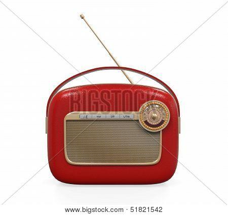 Retro Vintage Radio