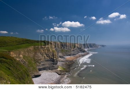 Cliffs Of Southerndown