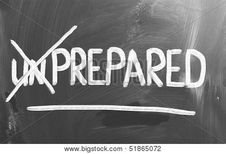 Prepared Concept