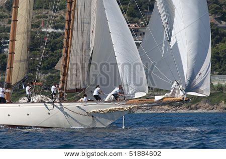 Vele D'epoca Imperia 092010 Trofeo Panerai