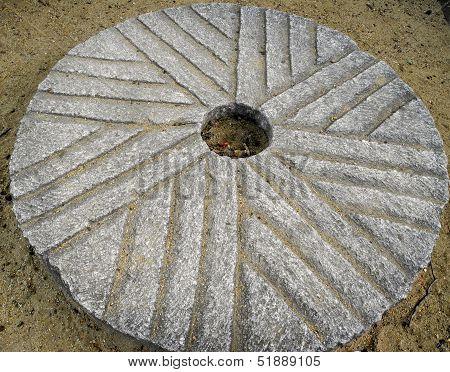 An Ancient Millstone