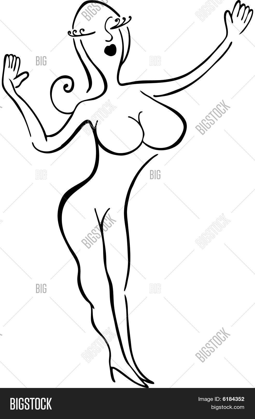breast cartoons Big