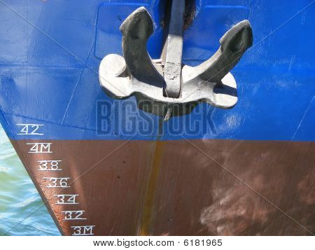 Anchor Lifted