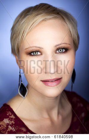 Ring Flash Portrait