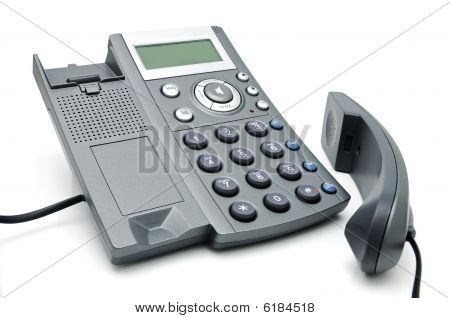 Digital Telephone With Display