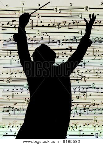 Conductor And Score