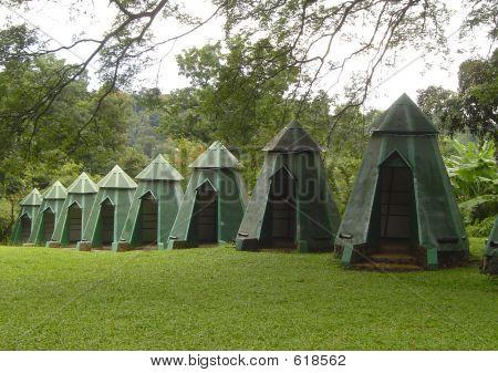 Steel Tents