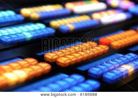 Media Console Keys