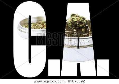 Marijuana California