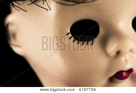 Eyeless Doll