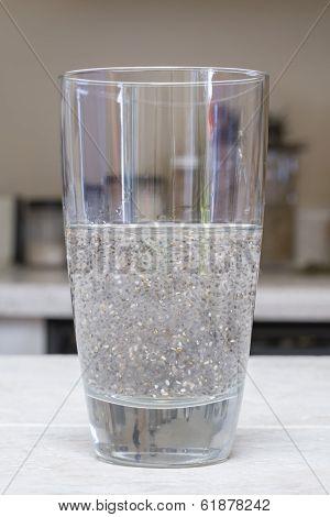 Chia Seed Beverage