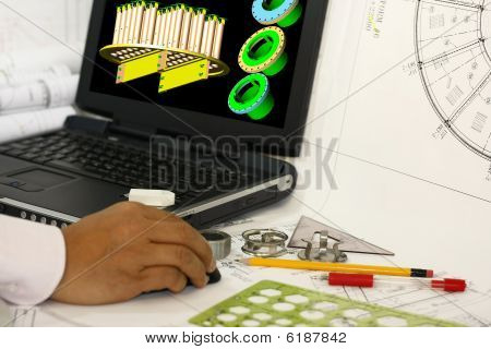 Computer Design Of Machine Parts