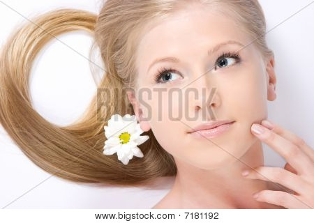 Close-up Fresh Face