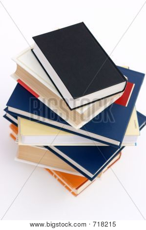 Books On A Pile