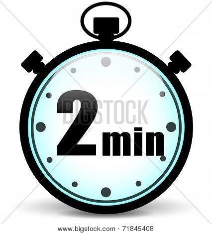 Two Minutes Icon