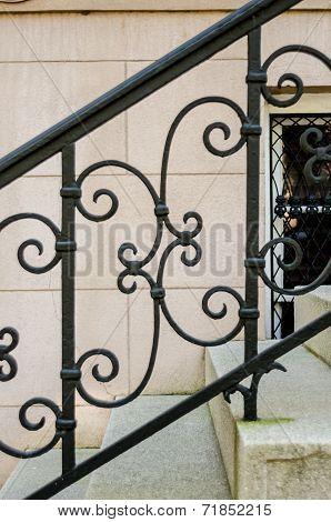 Decorative Railing